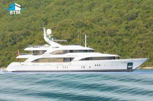 Benetti 44m Superyacht