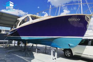Angel Family 33 Refit